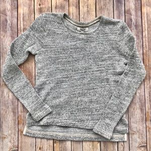 Madewell | Cloud Cover Pullover Textured Sweater